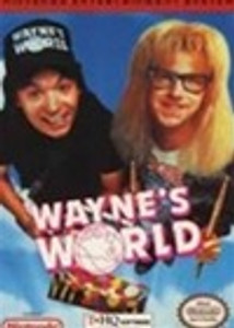 Wayne's World - NES Game