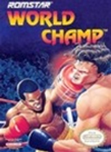 World Champ - NES Game
