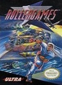 RollerGames - NES Game
