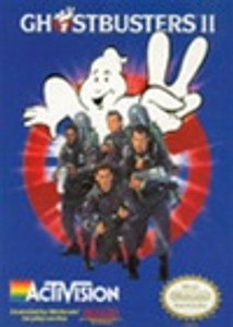 Ghostbusters II (2) - NES Game