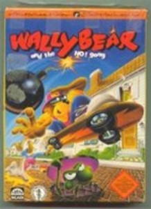 Wally Bear and the No Gang - NES Game