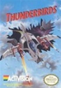 Thunderbirds - NES Game