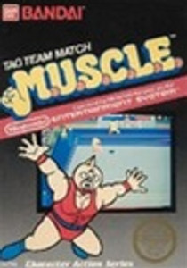 Muscle - NES Game