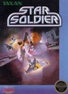 Star Soldier - NES Game