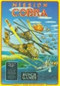 Mission Cobra (Bunch Games) - NES Game