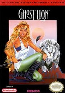 Ghost Lion, Legend of the - NES Game