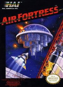 Air Fortress - NES Game
