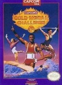 Gold Medal Challenge '92 - NES Game