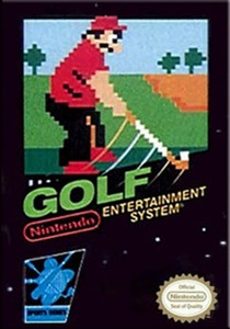 Golf - NES Game