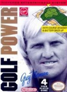 Golf Power:Greg Norman - NES Game