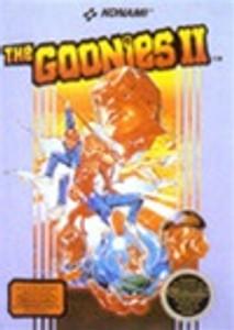 Goonies lI - NES Game
