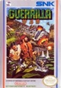 Guerrilla War - NES Game