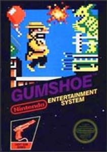 Gum Shoe - NES Game