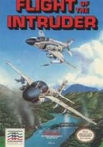 Flight of the Intruder - NES Game