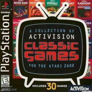 Activision Atari Classics - PS1 Game
