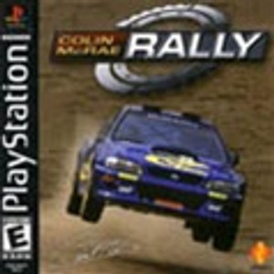 Colin McRae Rally - PS1 Game