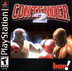 Contender 2 Boxing - PS1 Game