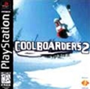 Cool Boarders 2 - PS1 Game