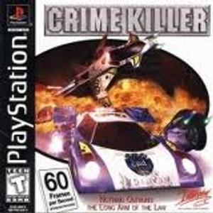 Crime Killer - PS1 Game
