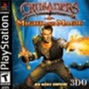Crusaders of Might and Magic - PS1 Game