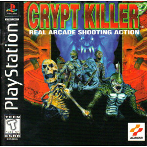 Crypt Killer - PS1 Game