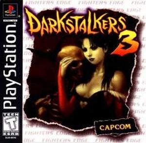 DarkStalkers 3 - PS1 Game