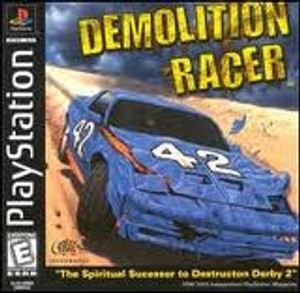 Demolition Racer - PS1 Game