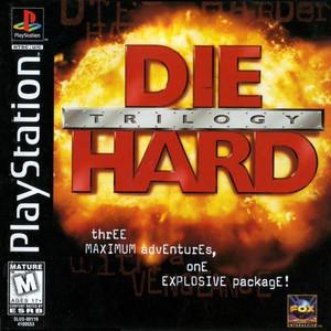 Die Hard Trilogy - PS1 Game
