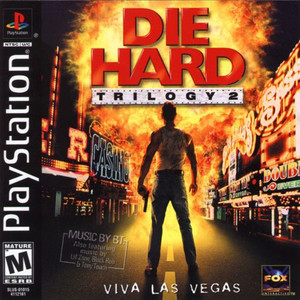 Die Hard Trilogy 2 - PS1 Game