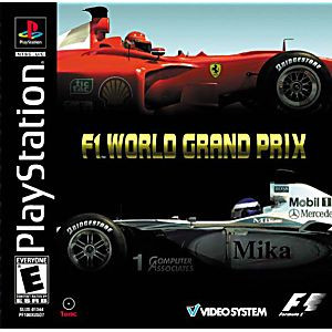 World Grand Prix - PS1 Game