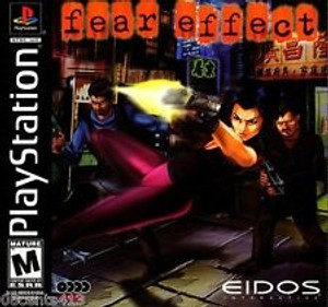 Fear Effect - PS1 Game