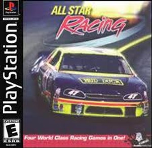 ALL Star Racing - PS1 Game