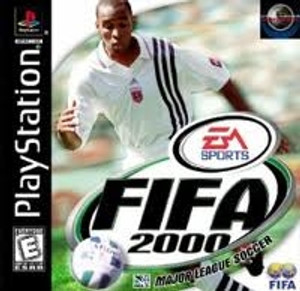 Fifa 2000 Soccer - PS1 Game