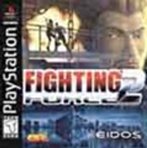 FIGHTING FORCE 2 - PS1 Game