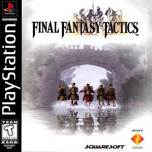 Final Fantasy Tactics - PS1 Game