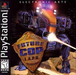 FUTURE COP L.A.P.D. - PS1 Game