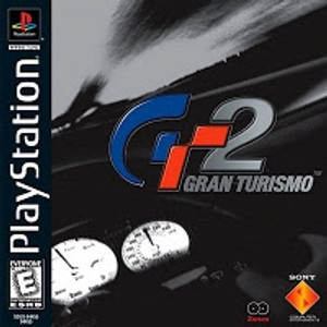 Gran Turismo 2 II GT2 - PS1 Game