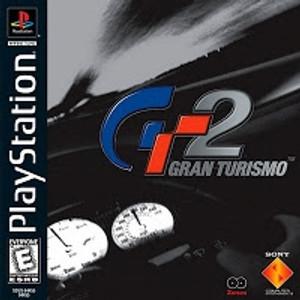 Gran Turismo 2 II GT2 - PS1 Game