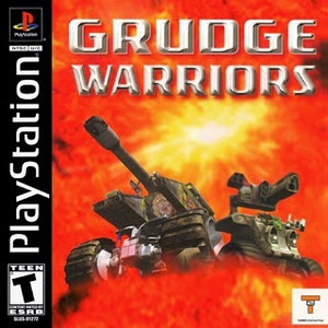 Grudge Warriors - PS1 Game
