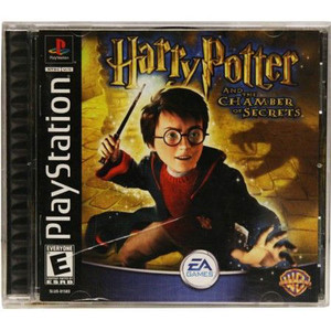 Harry Potter Chamber of Secrets - PS1 Game
