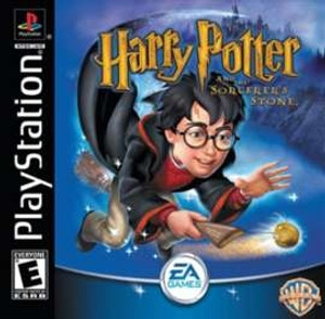 Harry Potter Sorcerer's Stone - PS1 Game