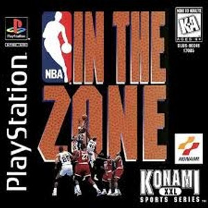 In The Zone - PS1 Game