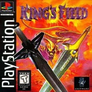 King's Field - PS1 Game