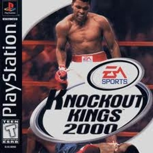 Knockout Kings 2000 - PS1 Game