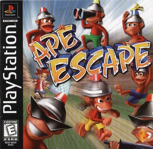 Ape Escape - PS1 Game
