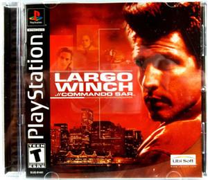 Largo Winch: Commando SAR - PS1 Game