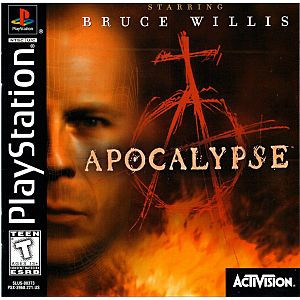Apocalypse - PS1 Game