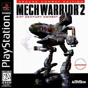 MechWarrior 2 - PS1 Game