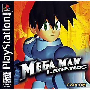Mega Man Legends - PS1 Game