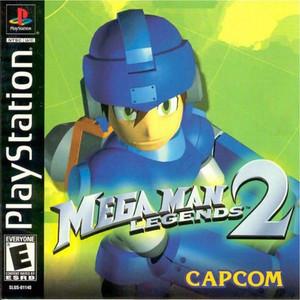 Mega Man Legends 2 - PS1 Game